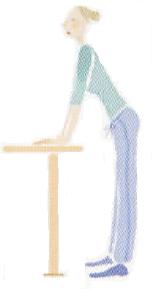 骨盤底筋の理学療法体操
