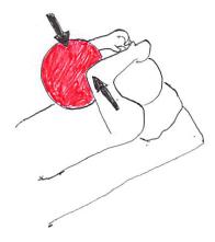 前鋸筋の筋力トレーニング