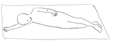 股関節外転の筋トレ2