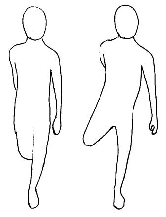 大腿直筋のストレッチ2