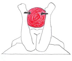 股関節外旋筋 筋トレ