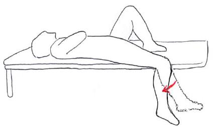 大腿直筋 ストレッチ