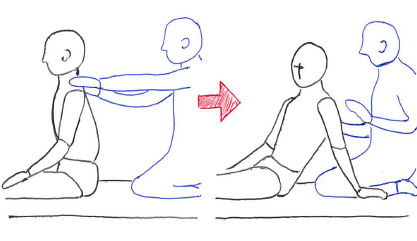 パラシュート反応 平衡反応