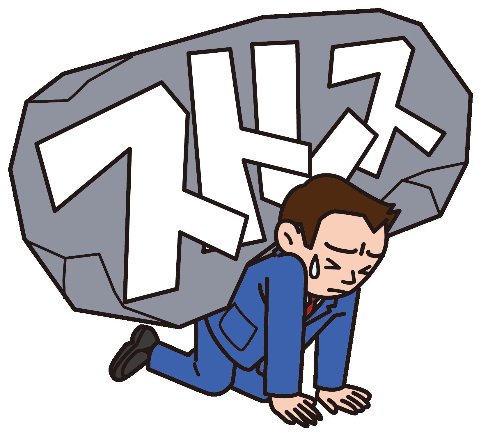 ストレッサー(ストレス刺激)とストレス(ストレス反応)